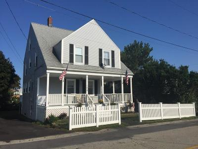 Hull Single Family Home For Sale: 108 Central Ave