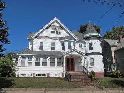 Malden Rental For Rent: 158 Webster St. #2