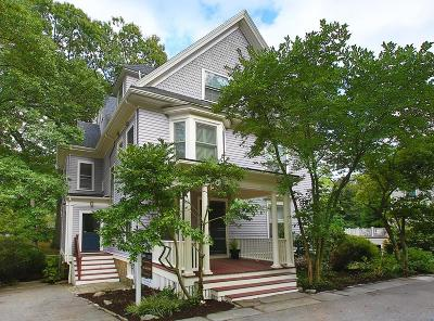 Brookline Single Family Home For Sale: 3 Perrin Road