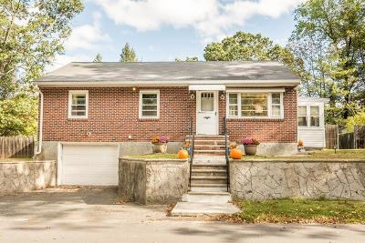 Lowell Single Family Home For Sale: 114 Belrose Ave