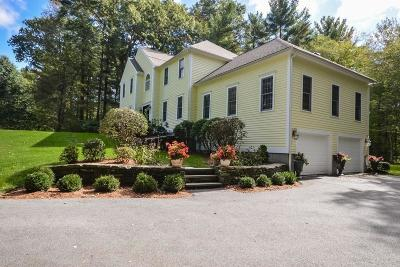Raynham Single Family Home For Sale: 70 Shirley Road