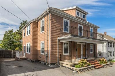 Medford Multi Family Home Back On Market: 14 - 16 Strathmore Rd