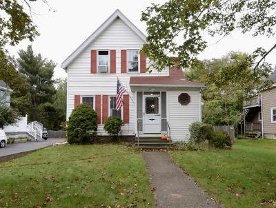 Rockland Single Family Home New: 242 Crescent St