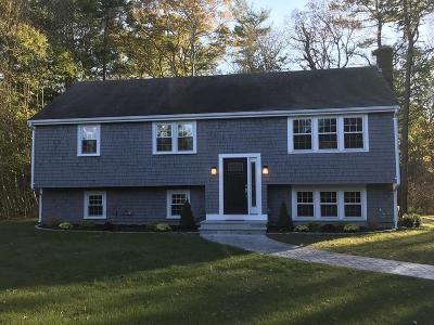 Duxbury Single Family Home For Sale: 388 Summer St