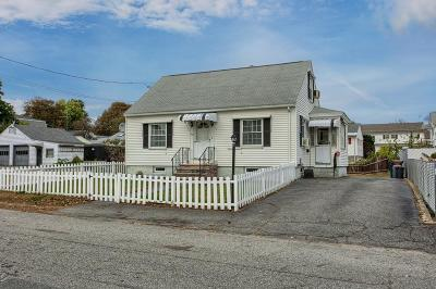 Lowell Single Family Home Price Changed: 159 Dracut St