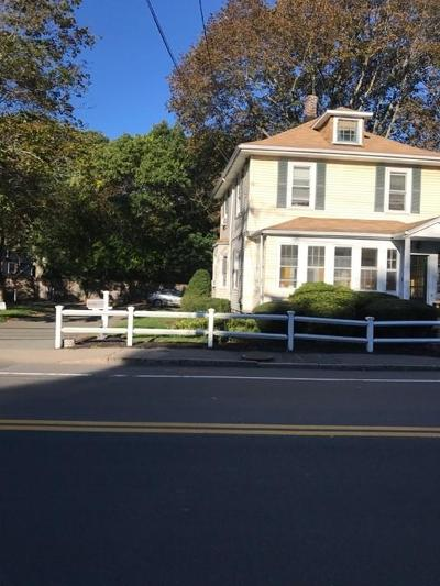 Dedham Single Family Home For Sale: 359 Bridge St