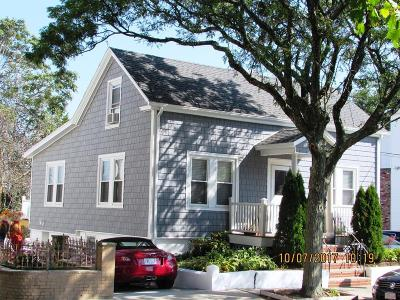 Somerville Single Family Home For Sale: 93 Jaques Street