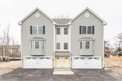 Single Family Home New: 526 Mammoth Rd #1