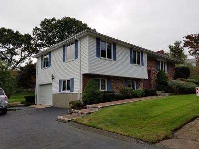 Braintree Single Family Home Under Agreement: 96 John Paul Cir