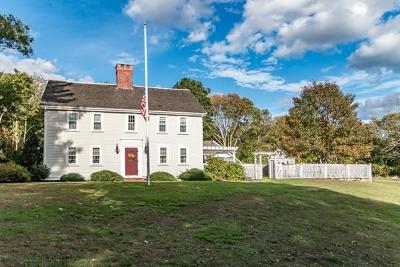 Marshfield Single Family Home For Sale: 497 Parsonage