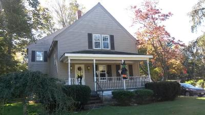 Raynham Single Family Home For Sale: 197 Carver St