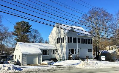 Burlington Single Family Home For Sale: 19 Wilmington Rd