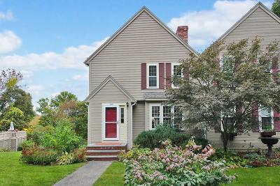 Scituate Single Family Home For Sale: 183 Beaver Dam Road #183