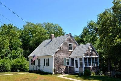 Hanover Single Family Home For Sale: 1320 Broadway & Lot 101