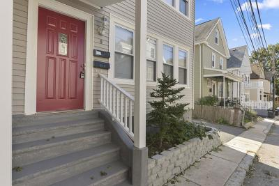Somerville Condo/Townhouse For Sale: 6 Wilson Ave #2