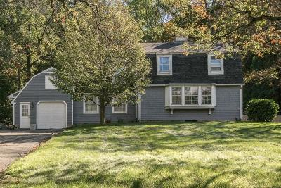 Southborough Single Family Home For Sale: 120 Deerfoot Rd