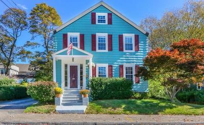 Newton Single Family Home For Sale: 12 Cross Street
