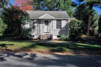Billerica Single Family Home New: 5 Glenwood