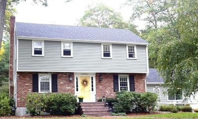 Canton Single Family Home For Sale: 10 Woodlock Rd