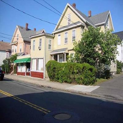 Malden Multi Family Home Under Agreement: 341-343 Highland Ave