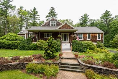 Bridgewater Single Family Home For Sale: 525 0ld Forest Street