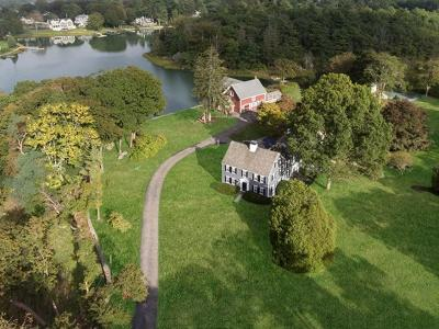 Cohasset MA Single Family Home For Sale: $11,400,000