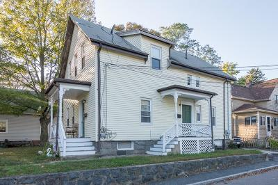 Quincy Multi Family Home Price Changed: 319-321 Granite St