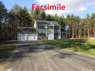 West Bridgewater Single Family Home For Sale: Lot 2 Elm Terrace