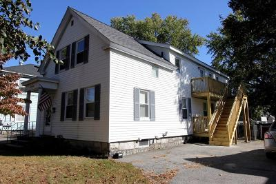 Lowell Rental New: 75 4th Ave #2nd