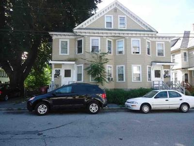 Lowell Rental New: 7 Porter Street #2R