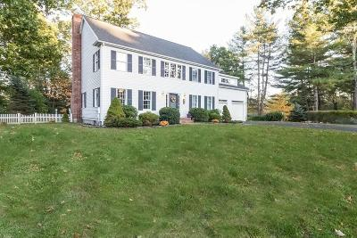 East Bridgewater Single Family Home For Sale: 78 Scribner Way