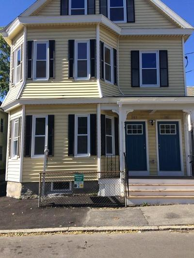 Lowell Rental New: 281 Concord St #1