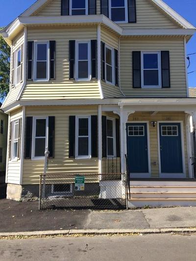 Lowell Rental New: 283 Concord #2