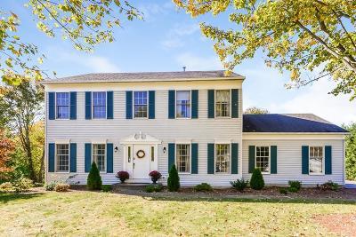 Franklin Single Family Home For Sale: 10 Echo Bridge Rd