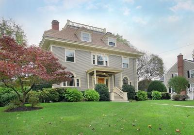 Melrose Single Family Home For Sale: 27 Lincoln Street