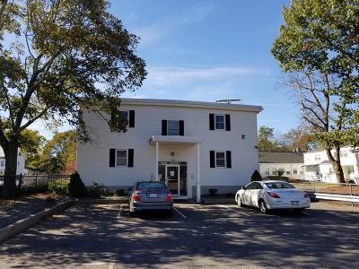 Brockton Multi Family Home For Sale: 1329 Main St