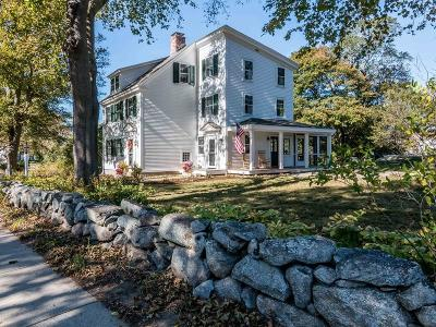 Rockport Single Family Home For Sale: 1 South St