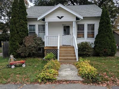Brockton MA Single Family Home Under Agreement: $220,000