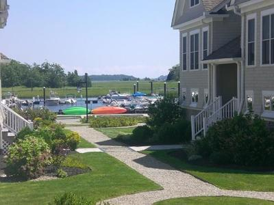Scituate Condo/Townhouse For Sale: 60 New Driftway