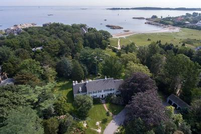 Cohasset MA Single Family Home For Sale: $7,650,000