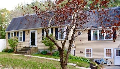 Hanover Single Family Home For Sale: 928 Hanover St