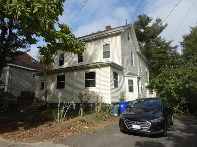 Newton Single Family Home For Sale: 37 Champa