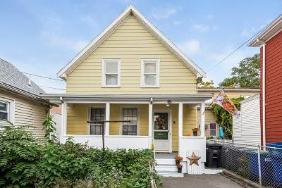 Somerville Single Family Home Contingent: 23 Webster St