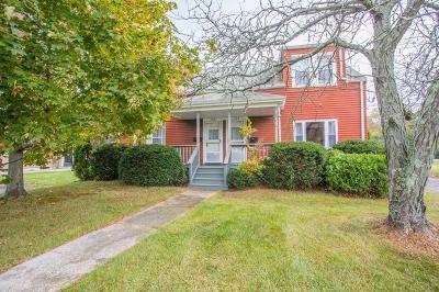 East Bridgewater Multi Family Home Back On Market: 120-122 Oregon St