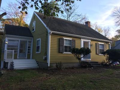 Ashland Single Family Home For Sale: 60 W Union St