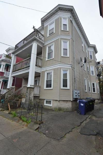 MA-Suffolk County Multi Family Home For Sale: 267 Centre Street
