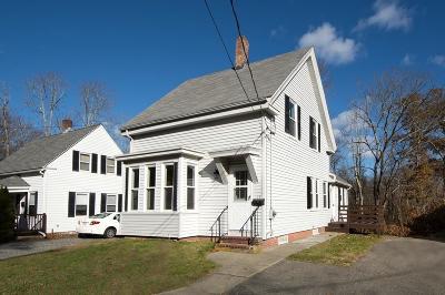 Abington Single Family Home Under Agreement: 115 Rockland St