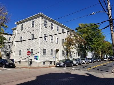 Cambridge Multi Family Home Under Agreement: 345-365 Columbia Street