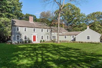 Milton Single Family Home For Sale: 51 Highland Ln