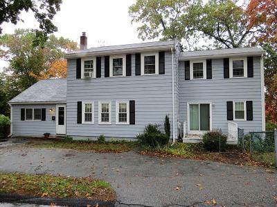 Reading Single Family Home For Sale: 103 County Rd